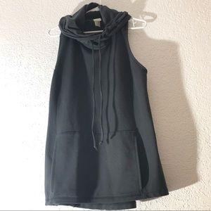 Calia Effortless sleeveless sweater size large